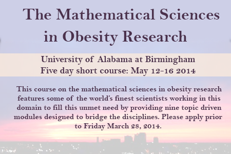 Math Obesity Research