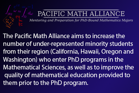 Pacific Math Alliance