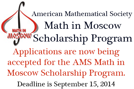 Math in Moscow